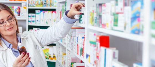 merchandising pharmacie