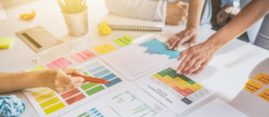 stratégie marketing efficace et efficiente